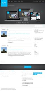 fizz wordpress theme download it for free from site5