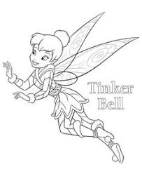 tinkerbell coloring pages google coloring pages