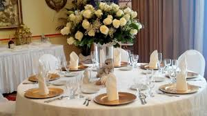 interior table decoration centerpieces for christmas with high