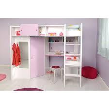 bureau pour lit mezzanine lit mezzanine fille avec bureau lit cm lit mezzanine avec