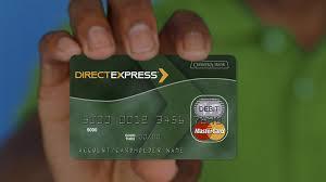 direct deposit card direct express benefits debit card social security direct deposit