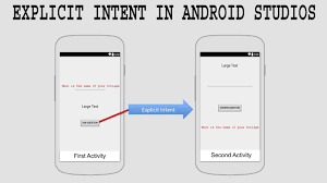 android intent exle how to create an intent in android studio