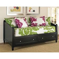 Wood Day Bed Size Bedford Black Daybed