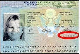 where do i see the us visa number on a passport quora