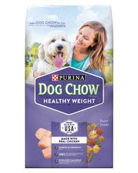 purina light and healthy healthy weight dog food purina dog chow