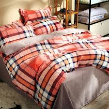 red and black plaid flannel duvet cover plaid flannel duvet covers