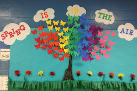 door decorations for spring decorating ideas for classroom decoration wwwfirstgradeshashaycom