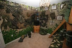 Camo Bedroom  Clandestininfo - Army bedroom ideas