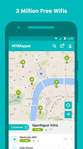 free map wifimapper free wifi map android apps on play