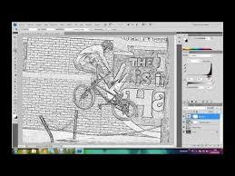 tutorial double exposure photoshop cs3 tutorial photoshop cs3 cs4 cs5 cs6 como pasar imagen a dibujo