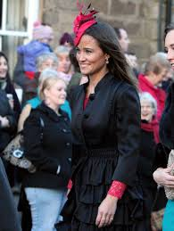 english wedding pippa middleton marries as royals look on