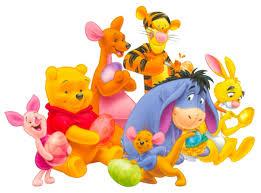 image 63382 easter winnie pooh kanga roo tigger piglet