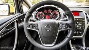 opel cars interior opel astra gtc review autoevolution