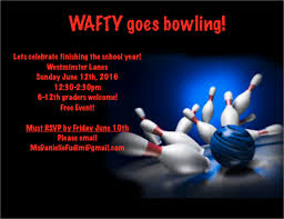 sample bowling invitation template 9 free documents download in