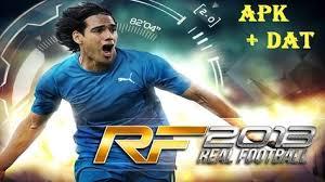 real football 2013 apk data download real football 2013 1 6 8b apk