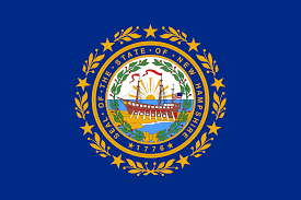 Maine State Flag Flag And Seal Of New Hampshire Wikipedia