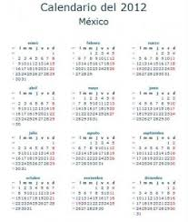 calendario imss 2016 das festivos calendario laboral 2012 la economia