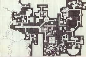 Tomb Of Horrors Map Grodog U0027s Greyhawk Castle Archive Grodog U0027s Version Of Greyhawk Castle