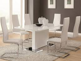 modern dining room table and chairs 56 white dining table set paris white high gloss round dining table