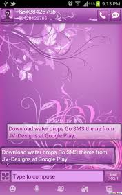 go themes apps apk download pastel purple go sms pro theme android apps apk 2913348