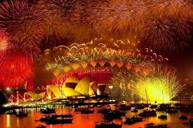 where is the best place to fireworks in sydney for new