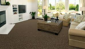Carpet In Living Room by Residential Cleaning
