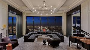 trump tower penthouse with sweeping views of the city lists for