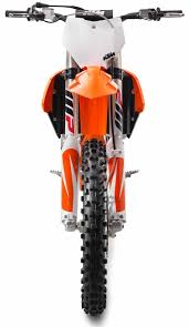 motocross action magazine 2018 ktm 450sxf up close and personal