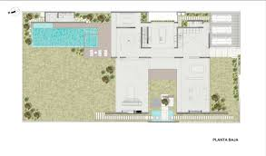 u shaped house plans with courtyard pool interior design