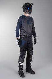 one industries motocross gear one industries vapor lite side swipe motocross kit grey black now