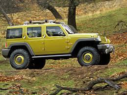 rescue green jeep rubicon jeep rescue concept
