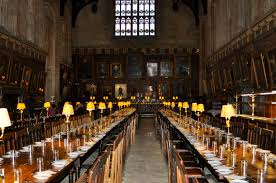 Hogwarts Dining Hall by Christ Church College Oxford Oxfordshire England Dining Hall