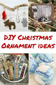 diy christmas ornament ideas diva of diy