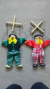 clown puppets for sale marionette clown puppets for sale 3 each in hedge end
