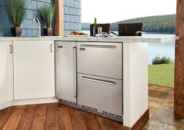 under cabinet fridge and freezer perlick launches first 24 dual zone refrigeratorfreezer intended for