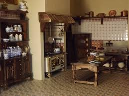 miniature dollhouse kitchen furniture kitchen dollhouses and miniature rooms