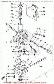wiring diagram yamaha tri moto 125 yamaha 125 atc yamaha moto 4