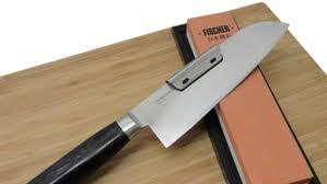 comment aiguiser un couteau de cuisine comment aiguiser un couteau astuce cuisine vins