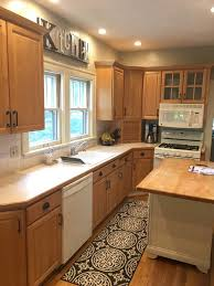 update oak kitchen cabinets kitchen remodel without painting cabinets