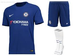 Baju Jersi Nike chelsea fc 2017 18 nike home and away kits football fashion org