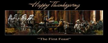hilarious wars figure thanksgiving geektyrant