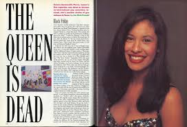 selena biography in spanish the queen is dead texas monthly