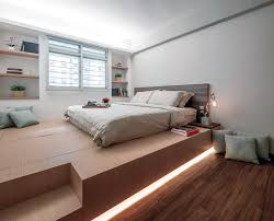 Platform Bed Singapore Home At Last Home Design News Top Stories The
