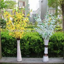 yiwu aimee supplies wholesale artificial trees cherry blossoms
