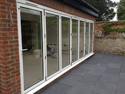 Folding Doors Patio Bi Folding Doors Patio Doors And Lantern Roof In Thame Crendon