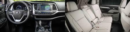 inside toyota highlander 2017 toyota highlander car review on drivechicago com