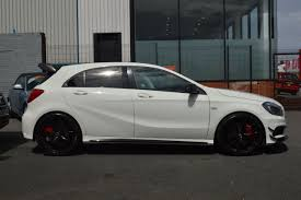 mercedes a class second second mercedes a class a45 4matic 5dr auto sold for