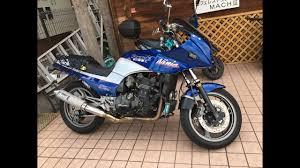 devilサウンドを聞け kawasaki ninja gpz900r カワサキ gpz900r