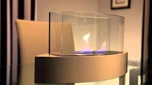 anywhere fireplace lexington white bio ethanol table top fireplace