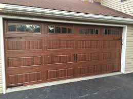Barton Overhead Door Carriage Doors Sted Steel Mount Garage Westminster 10 X 7 Door